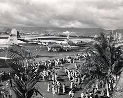 hawaii aviation hnl 1950s