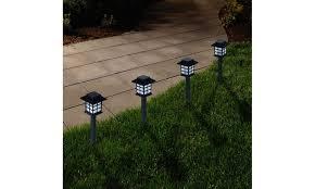 Led Solar Landscape Lights Garden Outdoor Lantern Solar Landscaping Lights 6 Pack