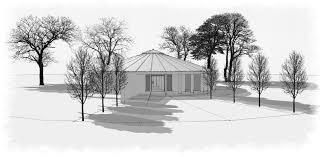 circular house co kildare www davidwilson architect com david