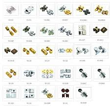 118mm length soss type high quality zamak concealed hinge door