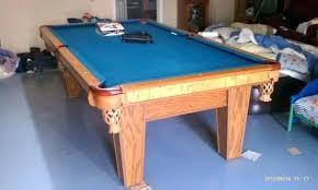 Craigslist Pool Tables Pool Table For Sale Gumtree Perth New Slate Top Pool Table Used