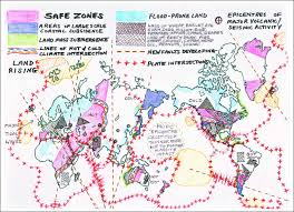 Is Time Zone Map by Focus Sessions Ed Dames Killshot