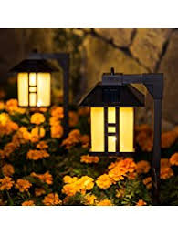 Solar Powered Landscape Lights Landscape Lighting