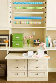 wrapping station ideas diy gift wrapping station apartment style the nerds