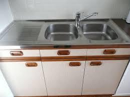 meuble de cuisine avec evier inox meuble de cuisine inox evier cuisine inox occasion occasion