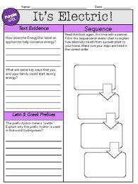 inspire science leveled reader worksheets grade 4 by common core