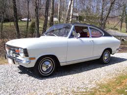 1970 opel kadett rallye opels