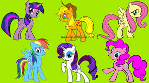 pony mlp coloring fun coloring activity kids