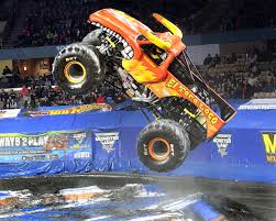 seattle monster truck show monster truck competition under way at dcu