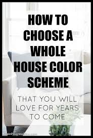 How To Choose Exterior Paint Colors Best 25 House Color Schemes Ideas On Pinterest Interior Color