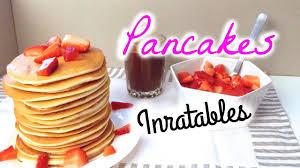 recette pancakes hervé cuisine recette pancakes inratables