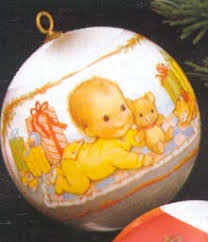 1978 baby s mib hallmark ornament at