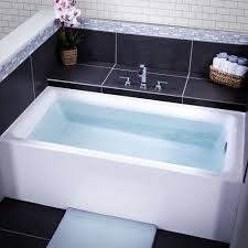 miseno mno3260was r vitality 60 three wall alcove soaking bathtub