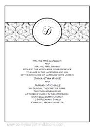 Printable Wedding Invitations Free Printable Blank Wedding Invitation Templates Pacq Co