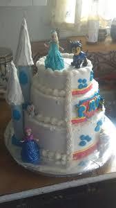 frozen paw patrol cake cakes paw