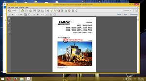 case 845 865 885 grader service manual auto repair manual forum