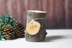 personalized candle holder valentines gift personalized gifts