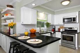 cabinet refacing colors to sell your home granite
