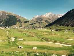 Swiss Alps Map Putting Andermatt On The Map Golf News