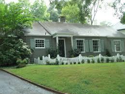modern grey and white cedar shingle house design by applying fresh
