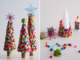 fun a quick easy project for the kids playful pom pom covered