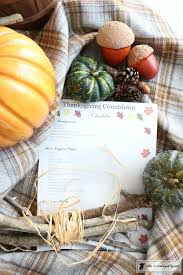 easy thanksgiving planning guide and a free printable the crowned goat