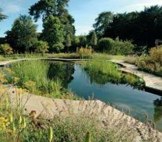 Backyard Swimming Ponds by A Bionova Natural Swimming Pond Installation In Canada No
