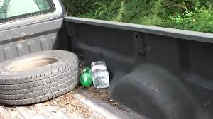 Dodge Dakota Truck Bed Camper - truck bed tie down problem solved youtube