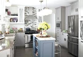 kitchen color schemes kitchen color schemes with light maple