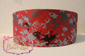 softball ribbon by the yard digital camo 3 inch cheer softball ribbon exclusive design 5