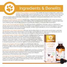 urinary care formerly kidney care naturpet urinary tract support