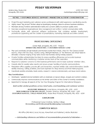 Customer Service Rep Resume Sample Service Representative Resume