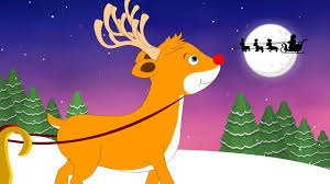 rudolph red nosed reindeer christmas song kids