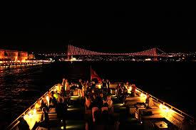 bosphorus new year s istanbul evre tour