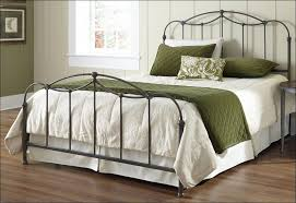 bedroom magnificent antique iron bed frame value iron and brass