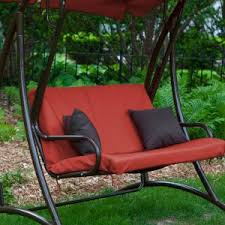 Swinging Outdoor Chair Porch Swings Outdoor Patio Swings Hayneedle