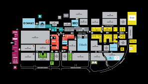 St John Map Mall Map Of St Johns Town Center Community Center A Simon Mall
