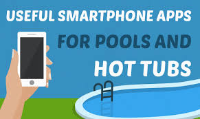 27 useful smartphone apps for pools and tubs