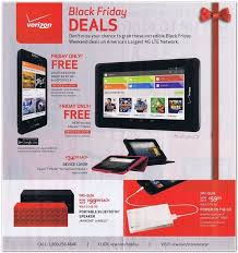 black friday cell phone sales verizon u0027s black friday sale pamphlet leaks online