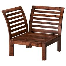 Ikea Teak Patio Furniture - ikea outdoor lounge chair inspirations including the palissade low