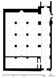 museum floor plan dwg floor plan of amir sanjar al jawli mosque hebron archnet