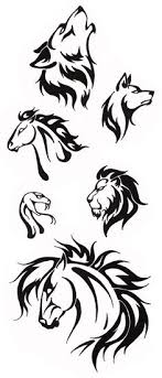 25 tribal designs throughout tribal tribal