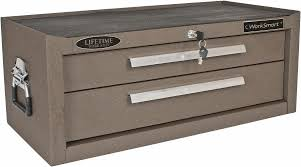 Kennedy Tool Box Side Cabinet 4 Drawer Brown Drawer Chest Base 06597538 Msc