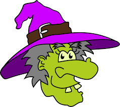 halloween witch face clipart u2013 festival collections