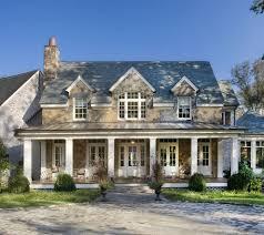 brick and stone house plans with porch home design kevrandoz