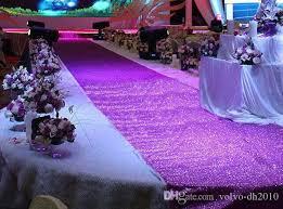 Purple Aisle Runner 1 4 M Wide X 10 M Roll Shiny Pearlescent Wedding Carpet Fashion