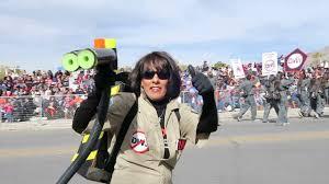 24 el paso thanksgiving parade ghostbusters