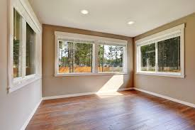 home interior usa brand house construction interior empty room stock image
