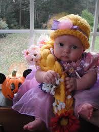 Newborn U0026 Baby Halloween Costumes Cute Rapunzel Baby Cute Baby Cute Baby Costumes