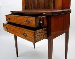 Ladies Secretary Desk A Hepplewhite Style Ladies U0027 Writing Desk 05 18 07 Sold 603 75